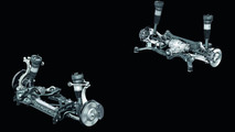 2011 Audi A8 front and rear axel suspension chassis, 01.12.2009