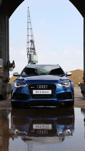 Audi RS6 Avant promo behind the scenes 04.10.2013