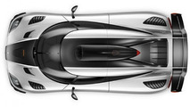 Koenigsegg One:1 development car being sold for $6 million