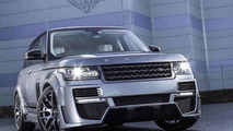 Range Rover radically restyled by Onyx Concept
