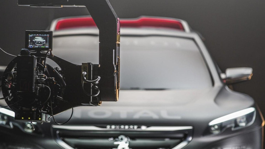 Peugeot details 2008 DKR, packs 340 bhp V6 twin-turbo diesel engine [video]