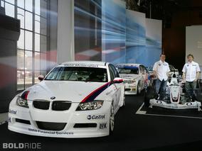 BMW Z4 M Coupe Motorsports Version