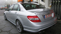 SPIED: Mercedes C 63 AMG Pace Car for DTM