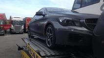 Mercedes-Benz CLA 45 AMG spy photo