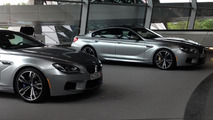 BMW M6 GranCoupe Launch Edition announced
