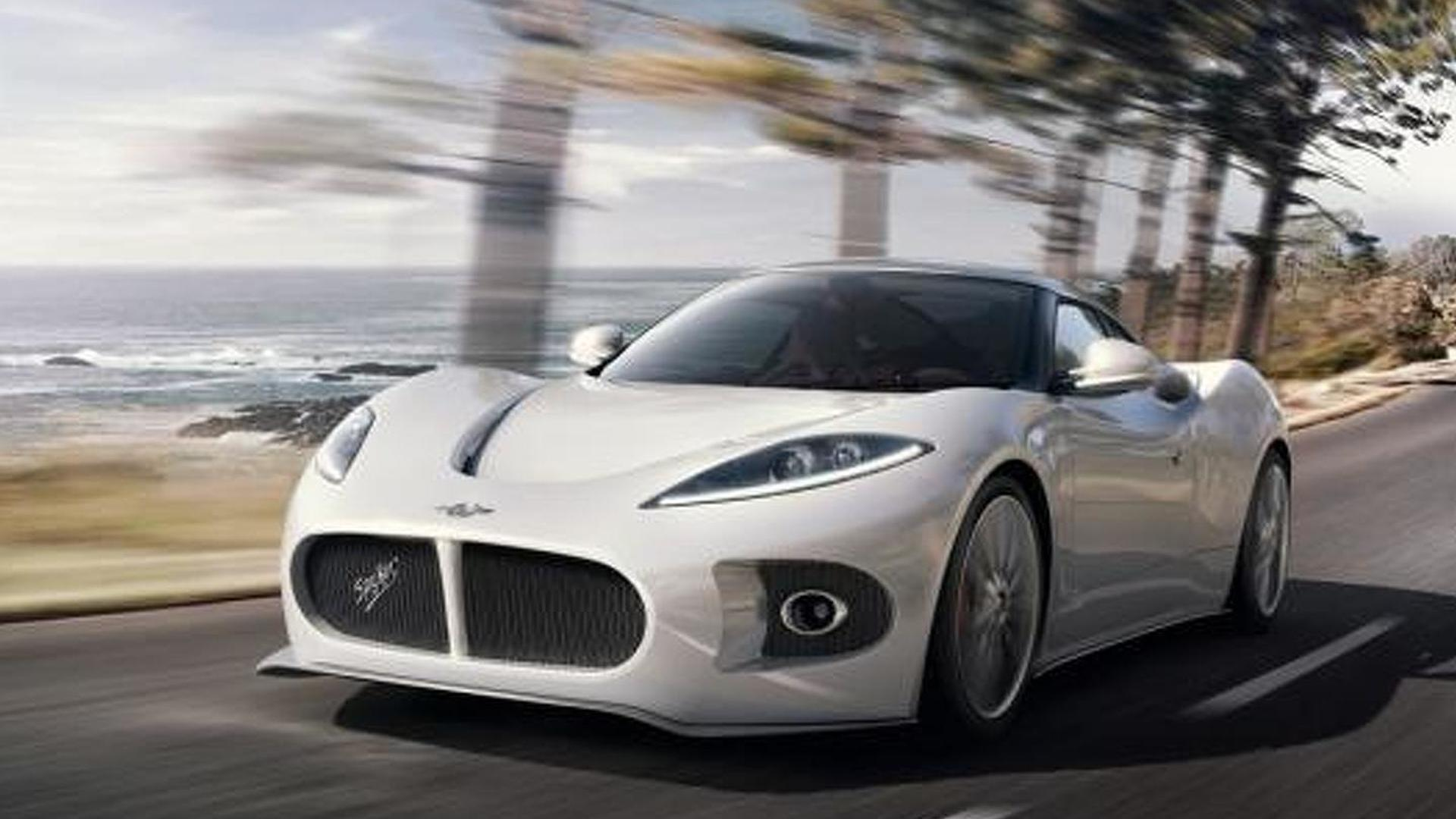 Spyker quits paying employees, is the end near?