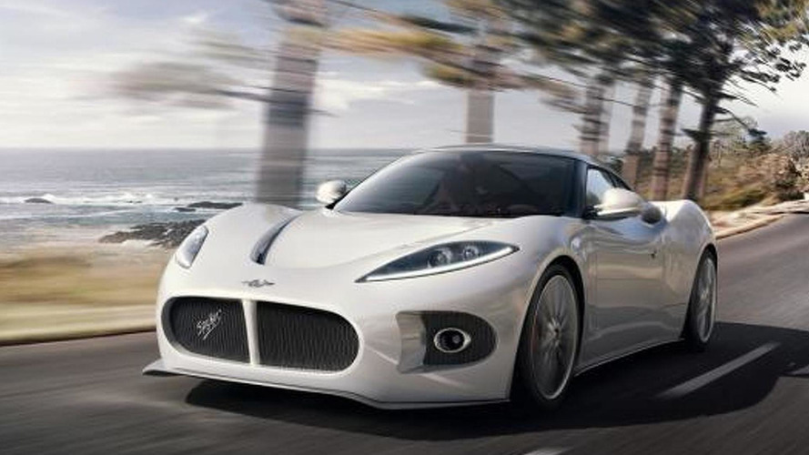 Spyker B6 Venator Spyder concept to debut at Pebble Beach
