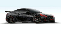 Street Concepts to Develop Hyundai Genesis Coupe for SEMA