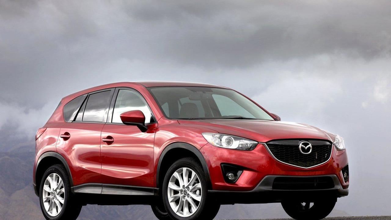 2013 Mazda CX-5 U.S. debut L.A. - 17.11.2011