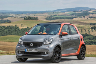 Like the Smart Fortwo and Forfour? More on the Way