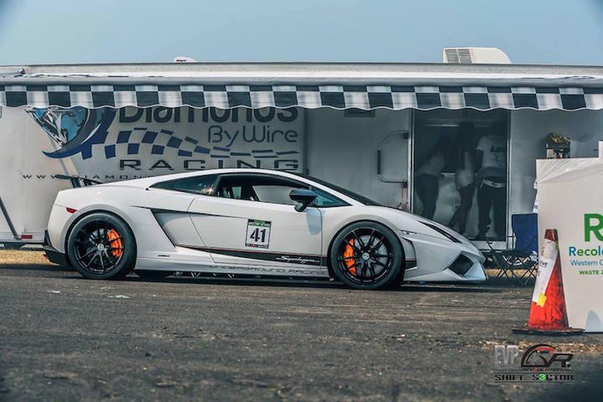 Watch This 2,000-HP Gallardo Become the World's Fastest Lamborghini…Again