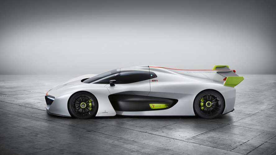 Hydrogen-powered Pininfarina race car heading to production in limited numbers