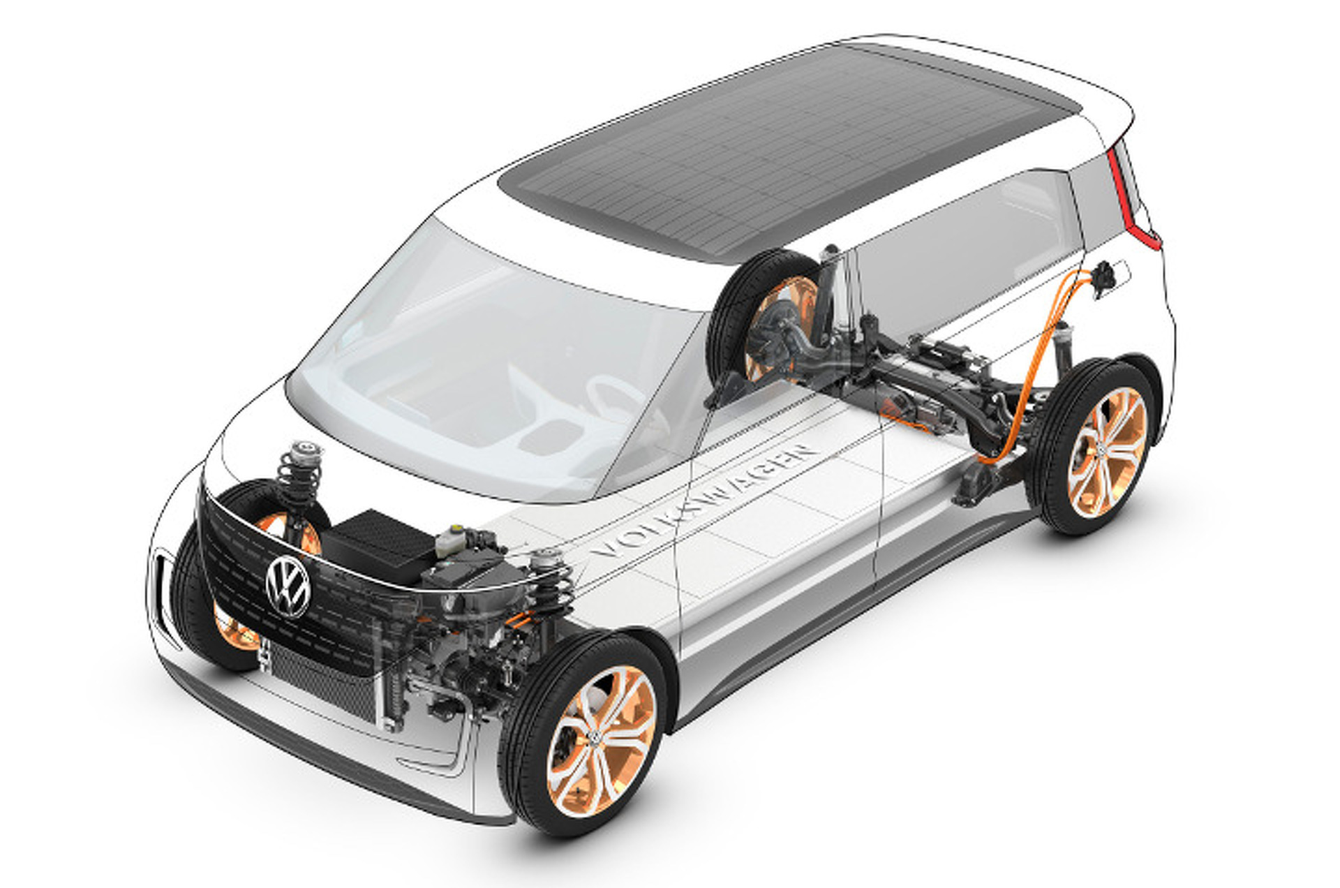 CES 2016: 7 Things to Know About the Volkswagen BUDD-e Concept