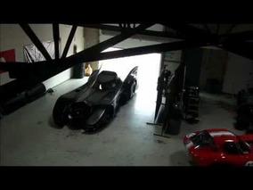 Meet the world's only actual turbine powered Bat Car