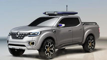 Renault Alaskan concept unveiled, production version due Q1 2016