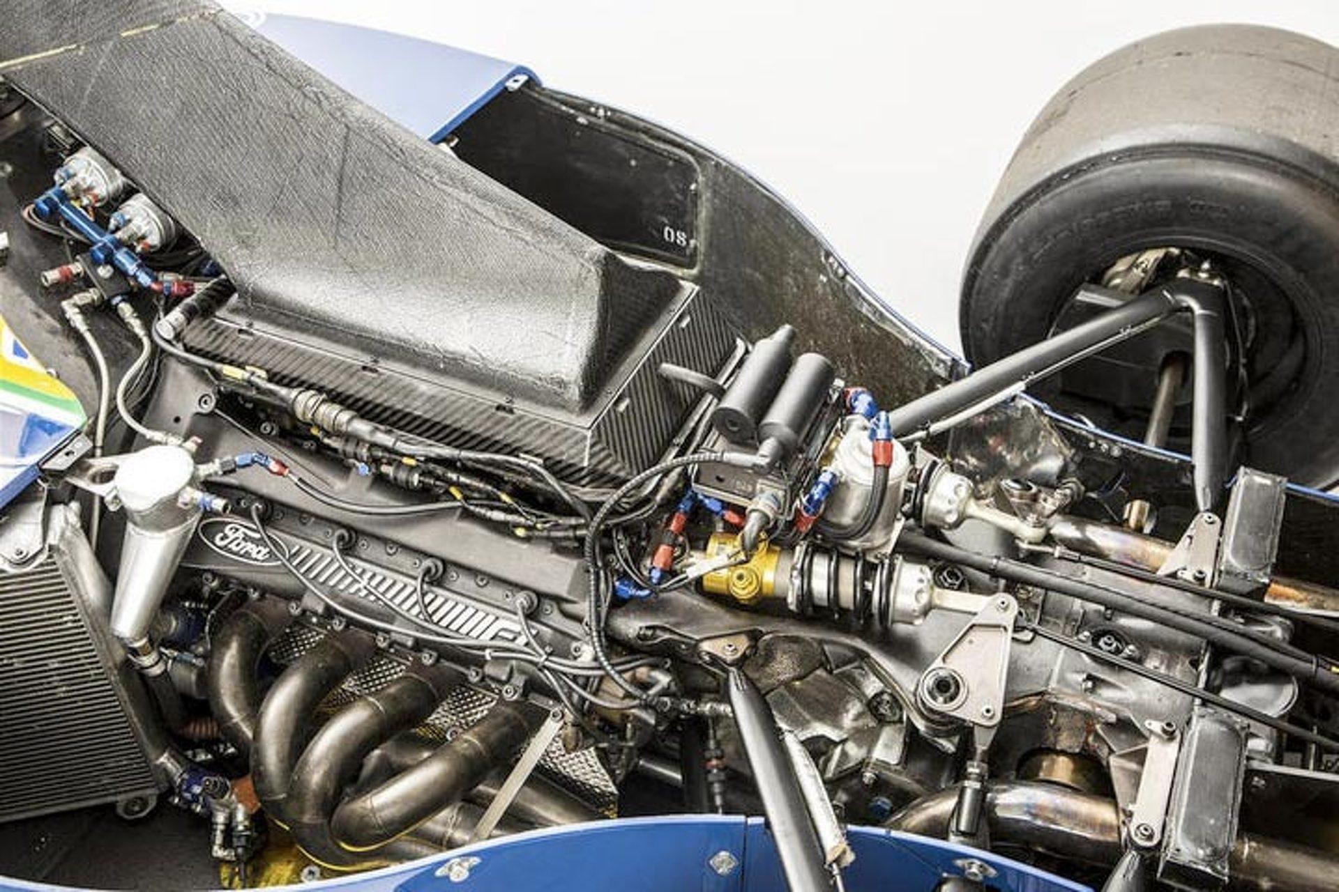 Buy Michael Schumacher's First Podium Finish F1 Car