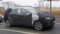 Flagra - Mais arrojado que o Creta, novo SUV da Hyundai é pego em testes