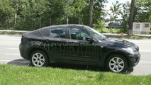 BMW X6 spy photos