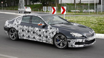 2013 BMW M6 GranCoupe prototype spy photo