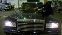 Putin wants to replace S-Class sedans with new ZiL limo