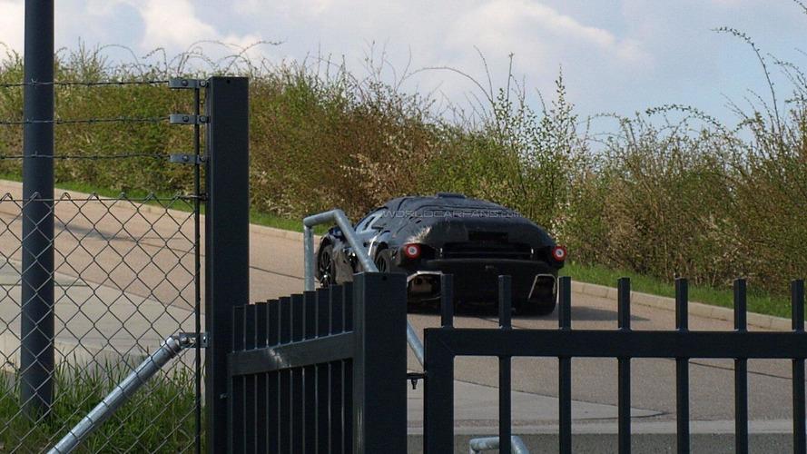 Ferrari F150 hits the track [video]