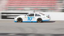 Google reveals self-driving NASCAR racer [video]