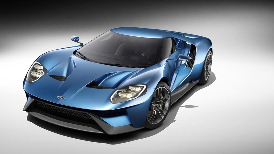 Ford GT received 6,506 applicants, only 500 will succeed