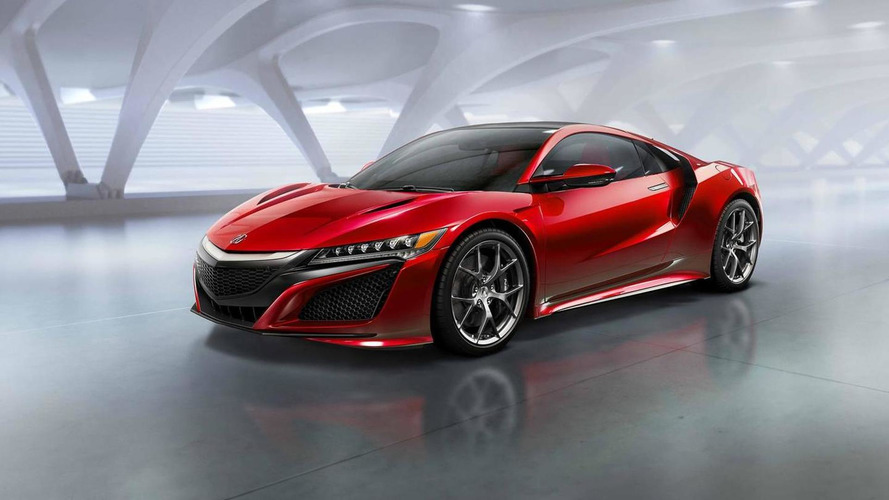 Acura evaluating GT3 or GTE race version for NSX