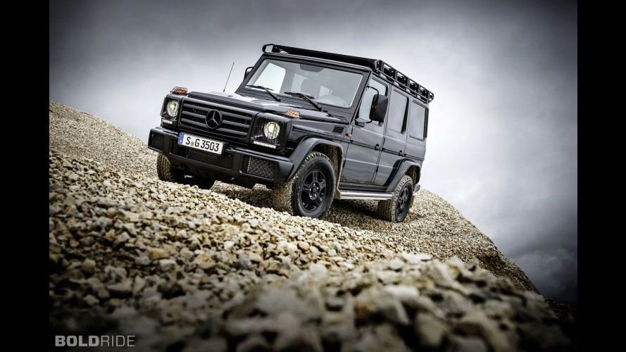 Mercedes-Benz G350d Professional
