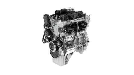 Jaguar's new Ingenium engine and Transcend transmission announced