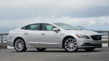 First Drive: 2017 Buick LaCrosse
