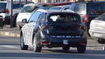 Fiat Tipo wagon spy photo