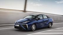 Toyota details Euro-spec Mirai (91 photos)