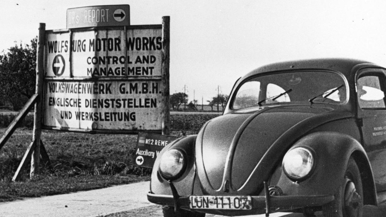 Volkswagen Beetle 70th anniversary