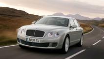 Bentley Continental Flying Spur Facelift Revealed