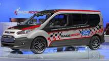 Pentech Ford Transit Connect for SEMA 25.10.2013