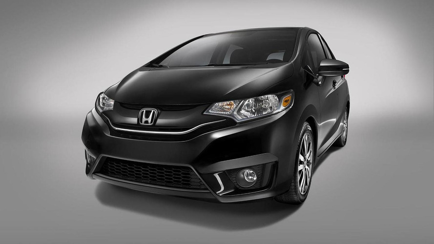 2015 US-spec Honda Fit launched in Detroit, will be built in Mexico