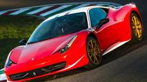 Ferrari 458 Italia dedicated to Niki Lauda revealed