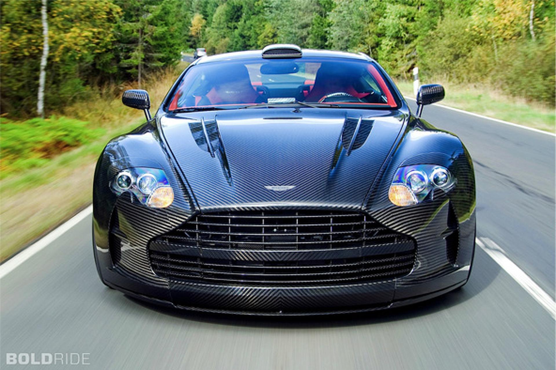 Wheels Wallpaper: Mansory Cyrus Aston Martin
