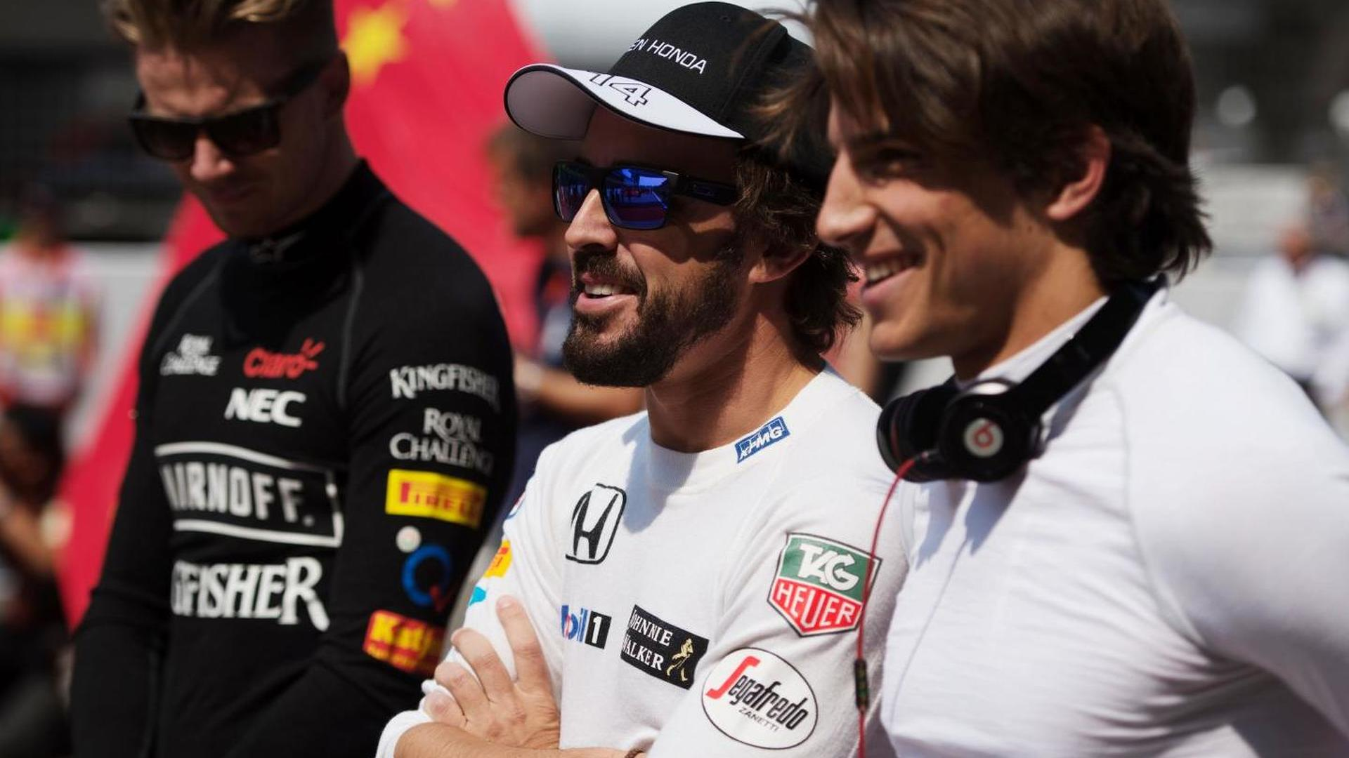 Alonso in top shape for years to come - trainer