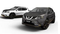 Nissan customizes Qashqai, X-Trail with Premium Concepts