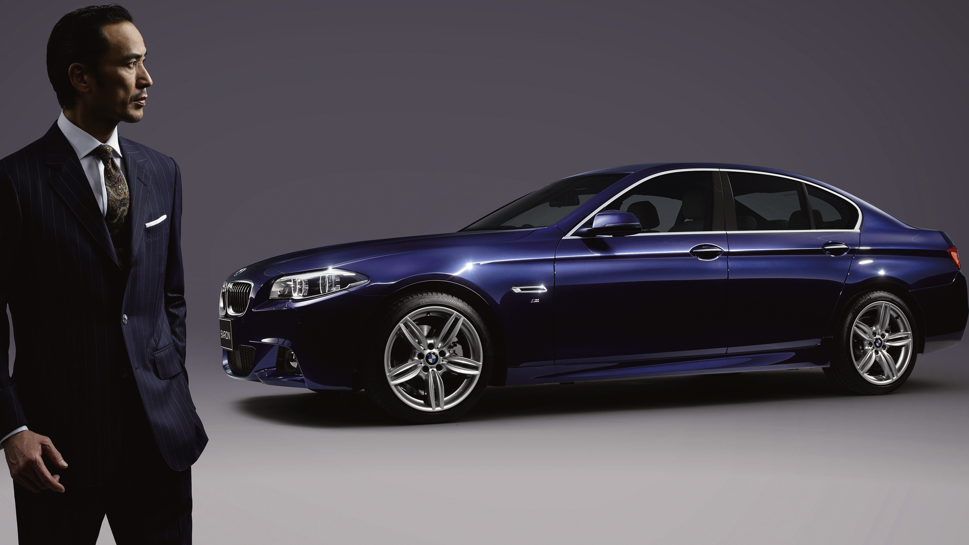"""BMW Japan launches 5 Series BARON for the """"real gentleman"""""""