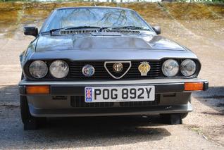 Alfa Romeo Alfetta 2.0