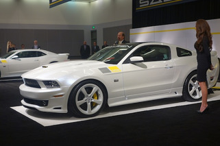 Saleen Celebrates 30th Anniversary with Muscle Car Trio