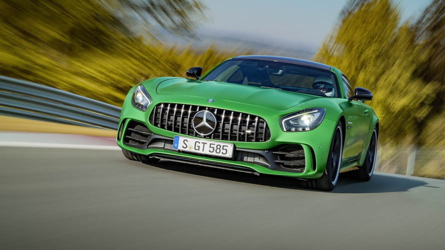 Mercedes-AMG GT R price announced for UK, cheaper than McLaren 570S