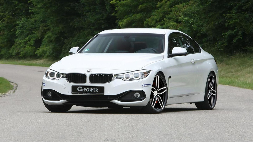 G-Power tunes the BMW 435d xDrive Coupe to 380 PS