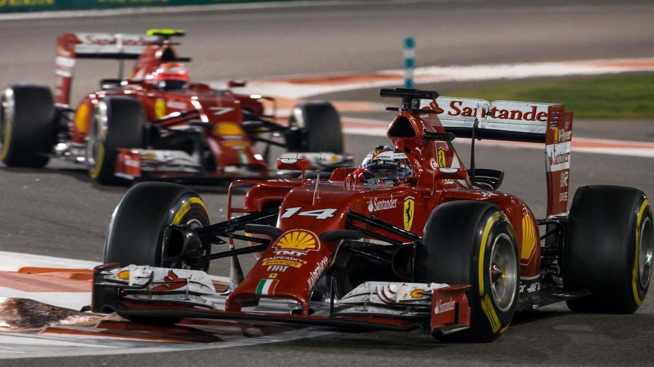 Fernando Alonso (ESP), 23.11.2014, Abu Dhabi Grand Prix, Yas Marina Circuit / XPB