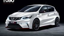 Nissan Pulsar render in Nismo RS guise has potential