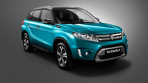 2015 Suzuki Vitara first official image released ahead of Paris debut