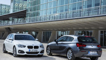 BMW 1-Series flaunts its well-deserved facelift in Geneva